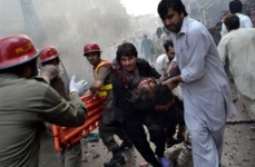 Attentato in Pakistan
